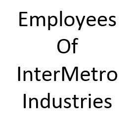Bike 17 Intermetro Employees